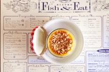 Panna cotta - Fish & Eat